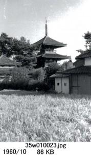 0001_0020 法起寺三重塔