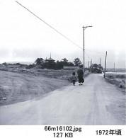 0001_0093 法輪寺から法起寺に続く道