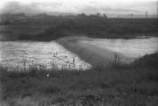0002_5035 増水した富雄川