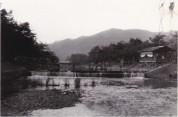 0009_0001 竜田川の上流方面の光景